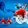 【PSD】XO红酒海报 酒包装设计 包装设计素材 新春快乐展板 2013蛇年大吉