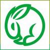 兔子標志 兔子logo設計 動物標志 矢量CDR標志素材 矢量logo下載