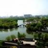 攝影圖庫 南湖遠眺