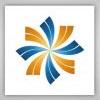 XK字母标志 XK字母logo设计  道路logo 发射标志 科技标志