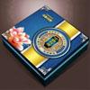 月饼包装 月饼礼盒包装下载 月饼包装效果图 88必发手机客户端下载分层模板 平面设计