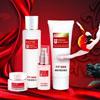 高倩化妝品廣告PSD分層素材 戶外廣告 PSD分層模板 包裝設計廣告