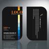 【cdr】多彩色 文印攝影名片設計 矢量名片 名片底紋 名片背景
