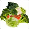 【psd】高清綠色蔬菜