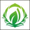 【cdr】綠葉logo 花朵logo 太陽標志 光環 向上 綠logo色 環保商標 天然