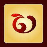 凤凰标志设计 旅游标志设计