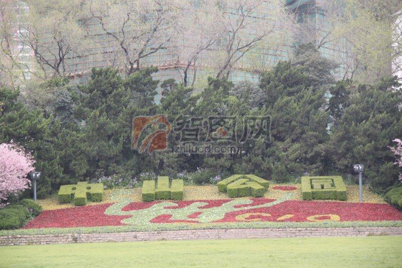 中山公园 漂亮风景