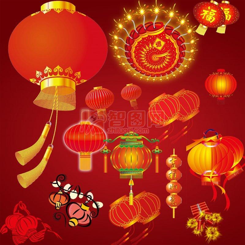 喜慶節日燈籠