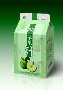 绿色苹果汁