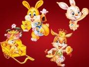 春到福到兔到