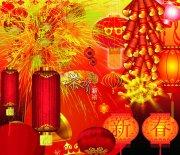 新春红灯笼