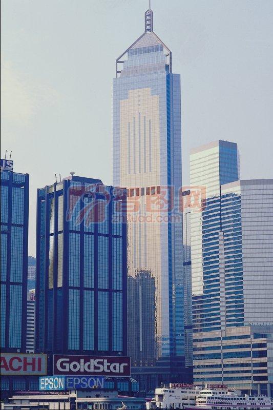美丽城市 城市素材
