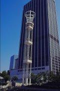建筑高樓仰視攝影