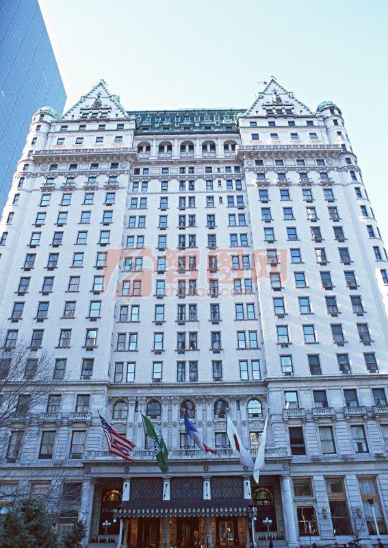 高楼大厦建筑摄影 建筑高楼仰视摄影