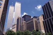 世贸大厦 世贸大厦摄影 美国大楼摄影