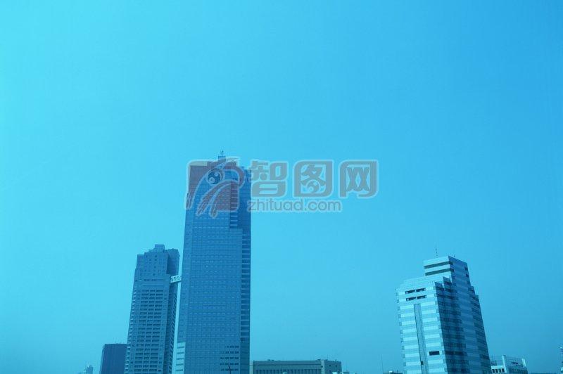 世贸大厦摄影