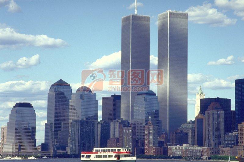 世貿大廈攝影 大樓攝影圖片 房地產創意模板 城市建筑攝影