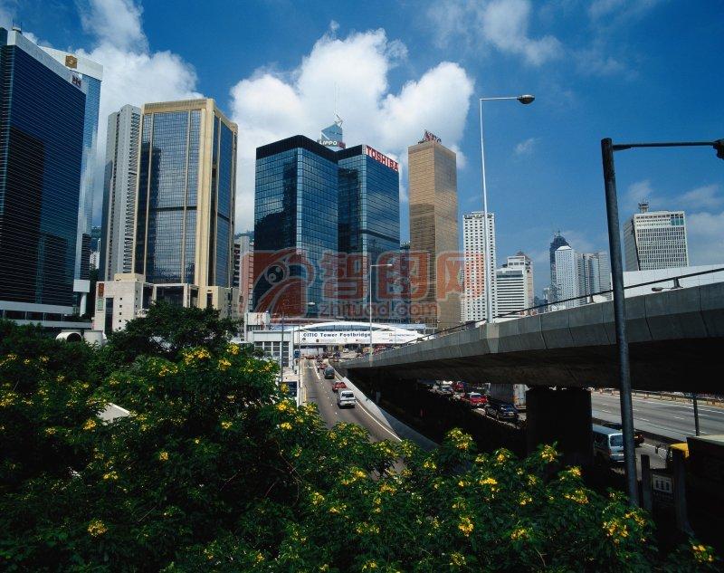 香港都市风景摄影