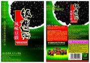 風味豆豉包裝設計