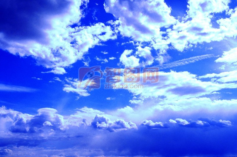 天空素材大集合 天空白云 優美天空 黃昏背景天空 藍色天空