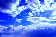 天空素材大集合 天空白云 优美天空 黄昏背景天空 蓝色天空