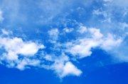 白云飄飄 天空白云