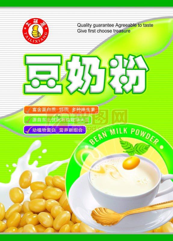 天然豆奶粉