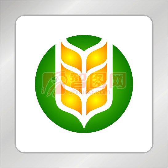 农业标志 麦穗标志