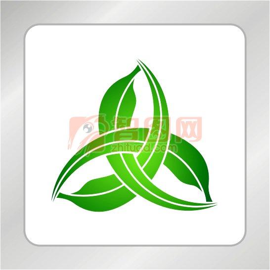 绿色环保科技标志