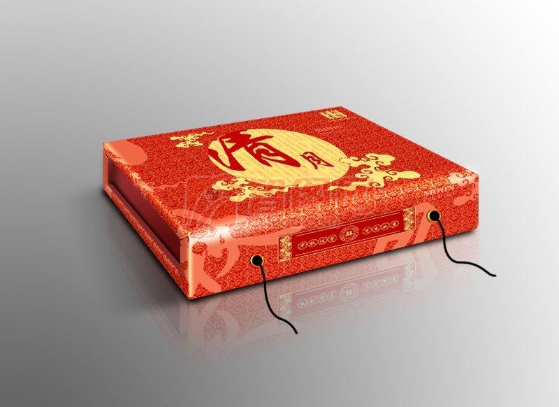 情月月餅包裝盒