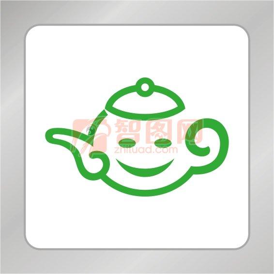【cdr】卡通茶壶