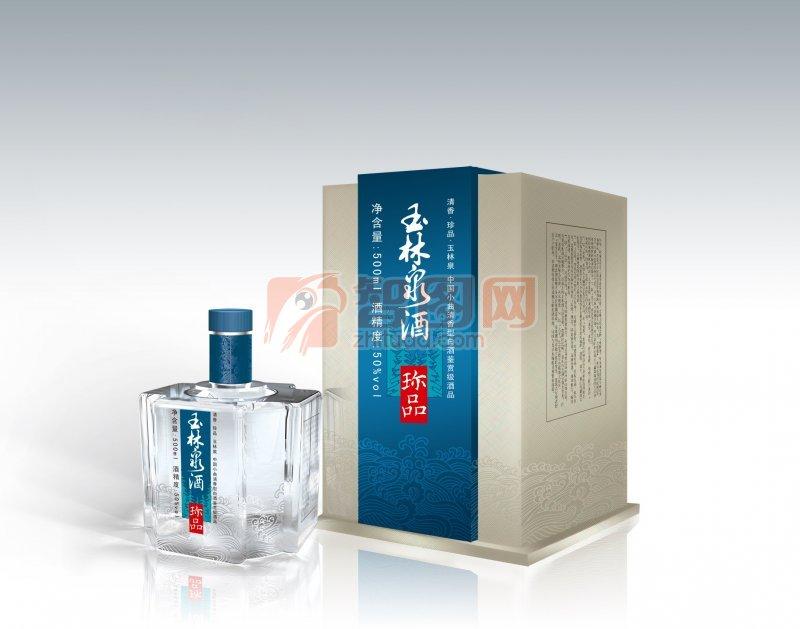 500ml玉林泉酒