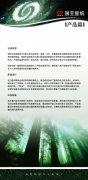 森林背景设计