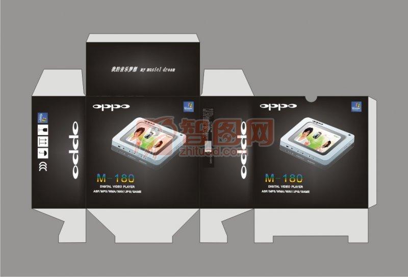 OPPO手機包裝