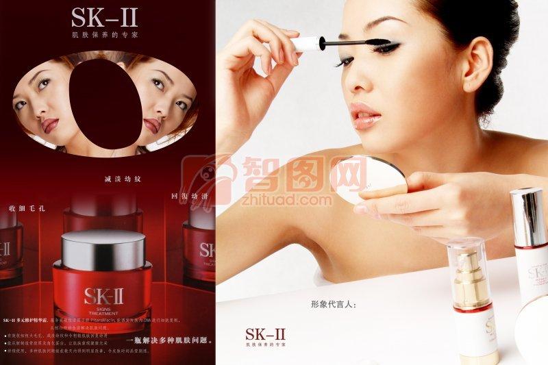 品牌睫毛膏