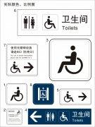 卫生间提示设计