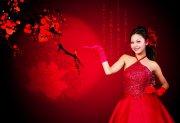 中國風古典美女