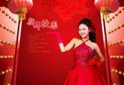 古典中国人物素材