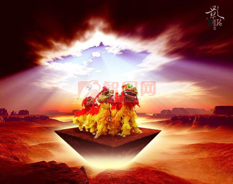 中國舞獅會