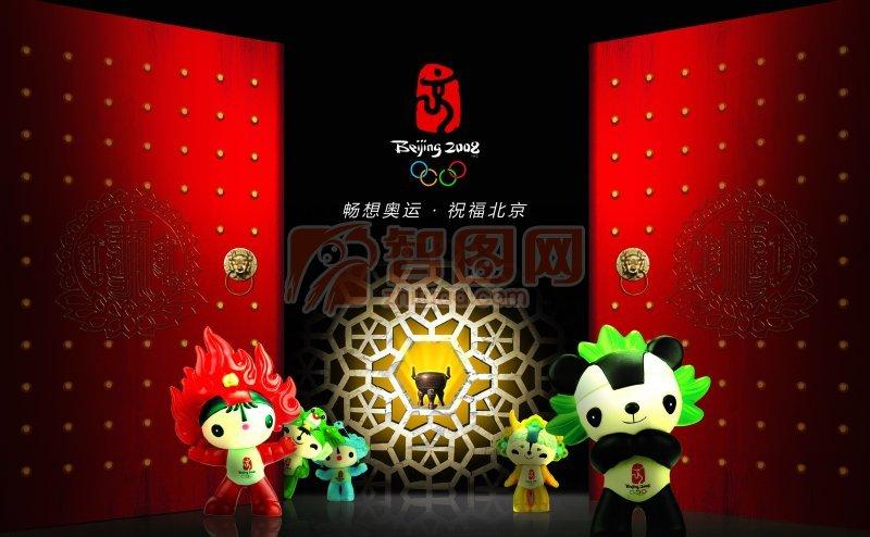 奥运类海报