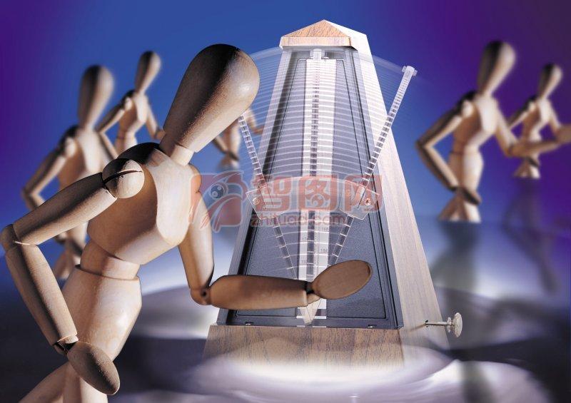 科技建筑广告海报