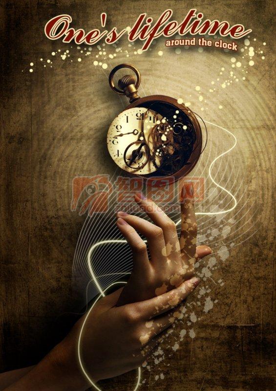生命的时钟海报