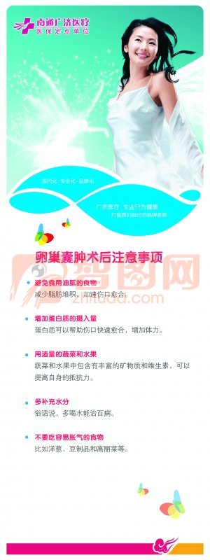 南通医疗海报设计