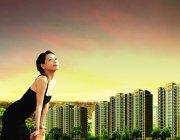 建筑房产海报广告