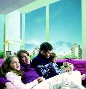 舒适房地产 幸福家庭