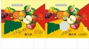 水果禮盒海報