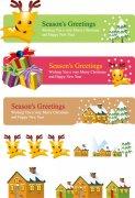 圣诞节设计素材集萃