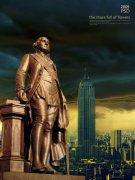 華盛頓雕塑素材