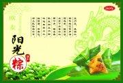端午节粽子宣传广告