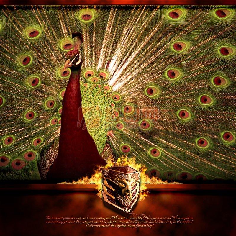 传统文化模板